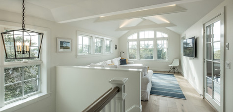 Bayberry Eastham, MA New Construction family room