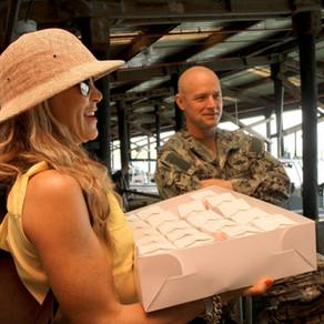 Hollis Wilder Visits Naval Station Guantanamo Bay, Cuba