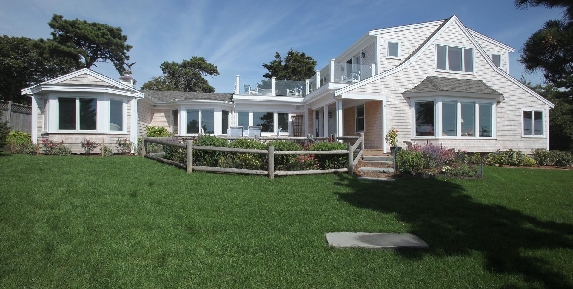 Ridgevale Beach, West Chatham, MA, Home Remodel, New Dormers