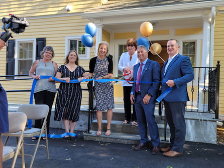 Ribbon Cutting Celebrated the Expanding Services at Summit Agency For Youth With Autism
