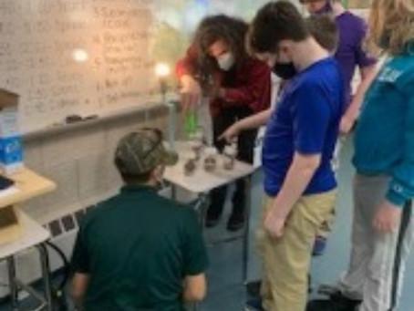Classroom News - Math