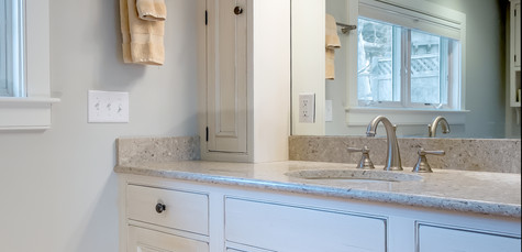 Ridgevale Beach, West Chatham, MA, Home Remodel, Cape Cod Bathroom