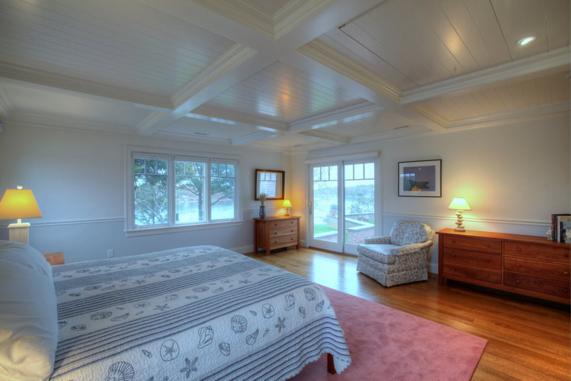 Ryders Cove, North Chatham Cape Cod Home Renovation, Master Bedroom