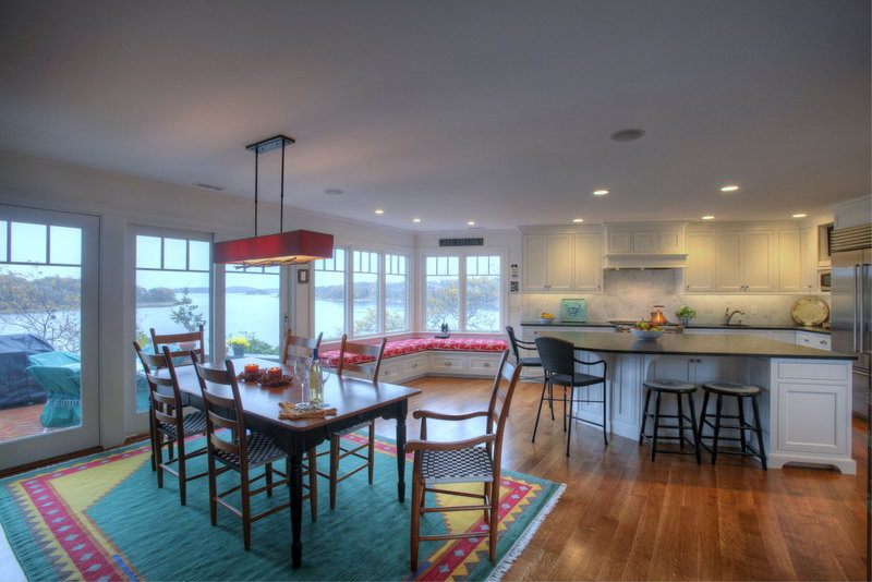 Ryders Cove, North Chatham Cape Cod Home Renovation, Kitchen Remodel