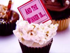 Winning Cupcake By Holly