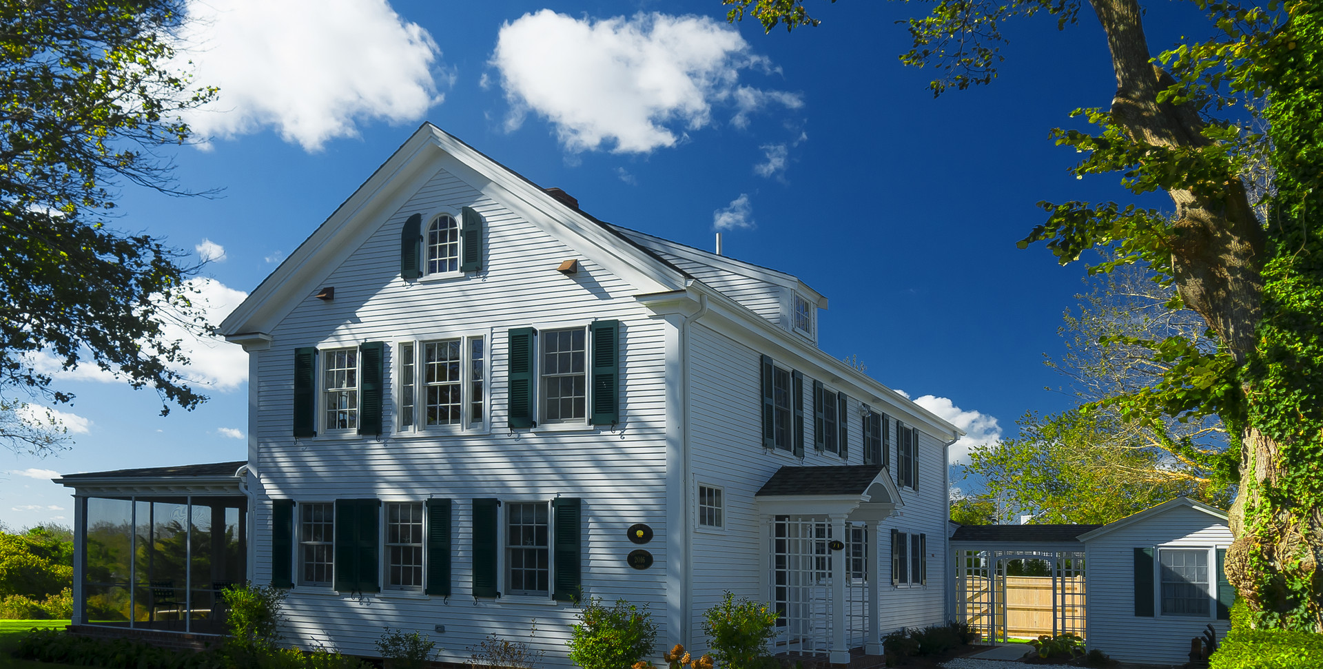 Old Village, Chatham,MA Historic Preservation Remodel