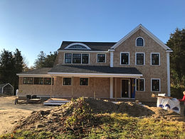 New Construction Project, Orleans MA