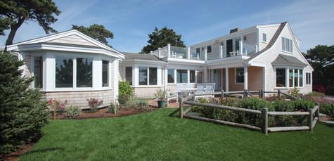 Ridgevale Beach, West Chatham, MA, Home Remodel