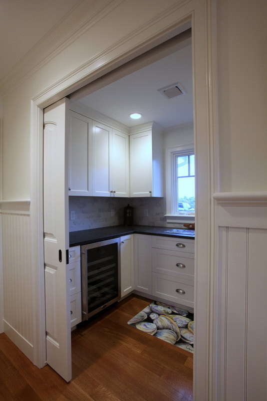 Ryders Cove, North Chatham Cape Cod Home Renovation, Kitchen Pantry