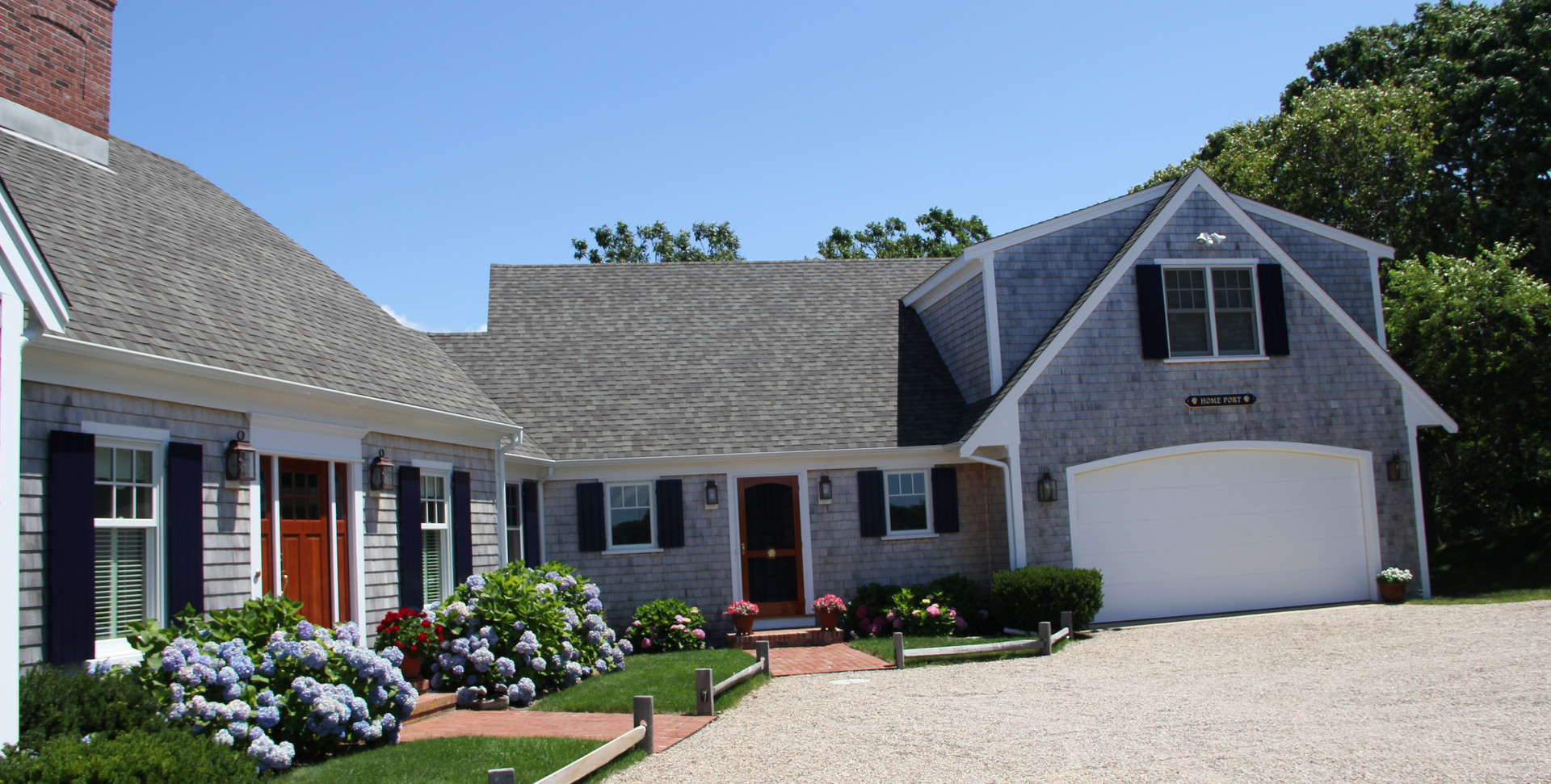 Ryders Cove, North Chatham Cape Cod Home Renovation