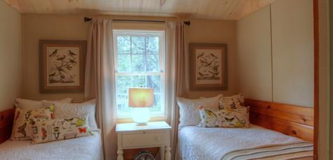 Cottage Remodel, South Chatham, MA, bedroom remodel
