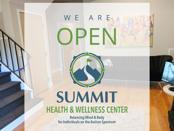 Our Health & Wellness Center is Open