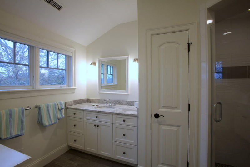 Ryders Cove, North Chatham Cape Cod Home Renovation, bathroom remodel