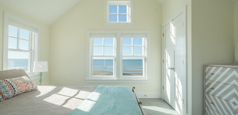 First Encounter Beach, Eastham MA Oceanview bedroom