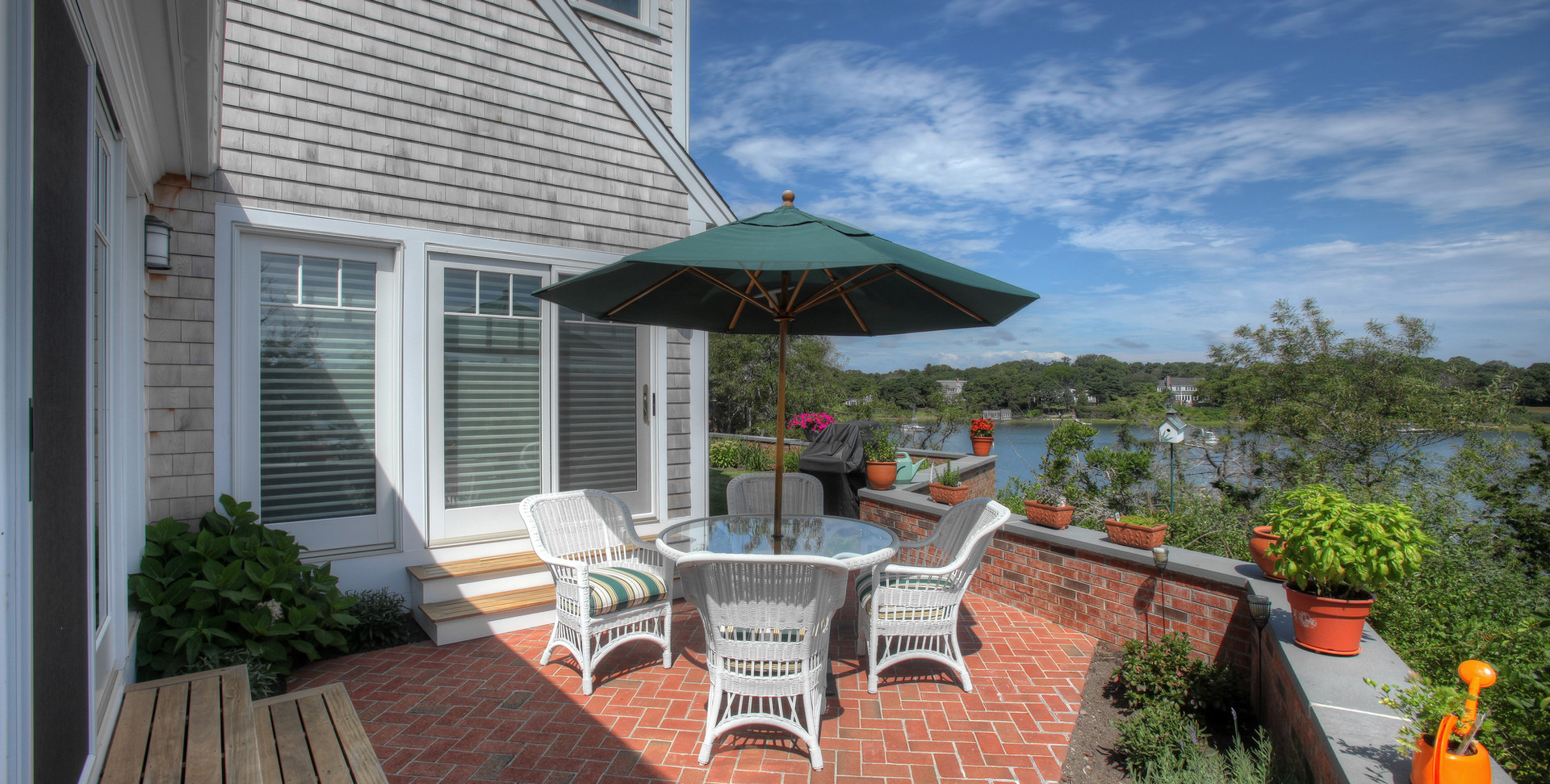 Ryders Cove, North Chatham Cape Cod Home Renovation Outdoor Living