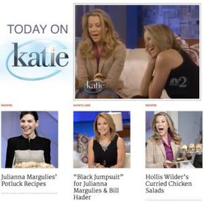 Hollis Wilder Featured on The Katie Couric Show