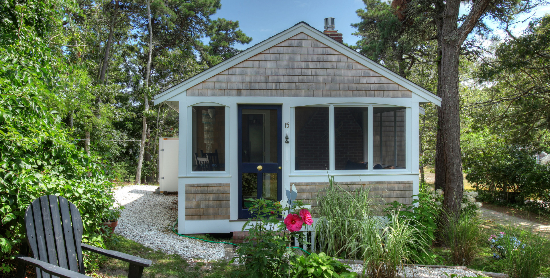 Cottage Remodel, South Chatham, MA