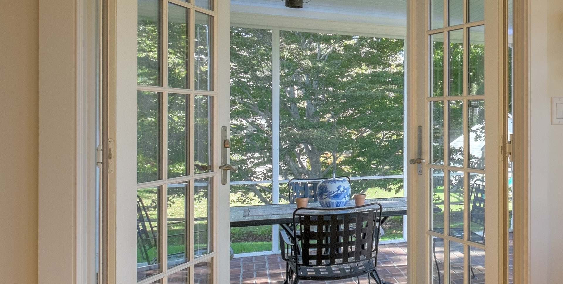 Old Village, Chatham,MA Historic Preservation Remodel, Outdoor living