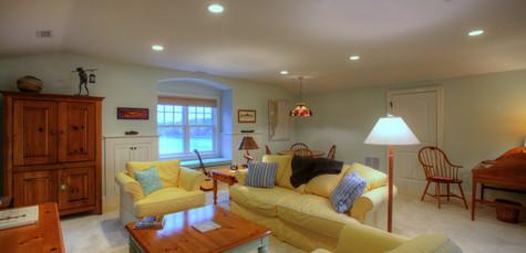 Ryders Cove, North Chatham Cape Cod Home Renovation, Basement remodel