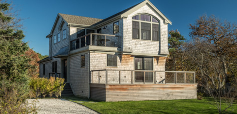 Bayberry Eastham, MA New Construction