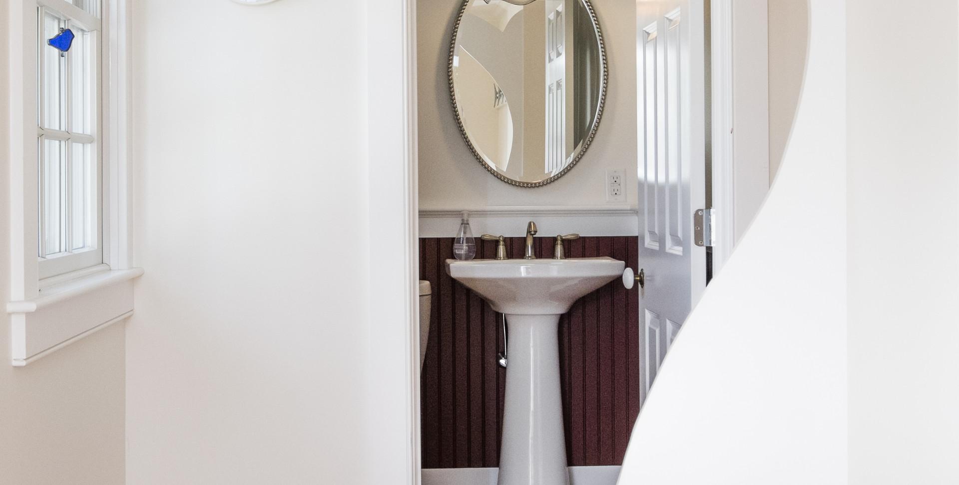 Old Village, Chatham,MA Historic Preservation Remodel, Chatham bathroom remodel
