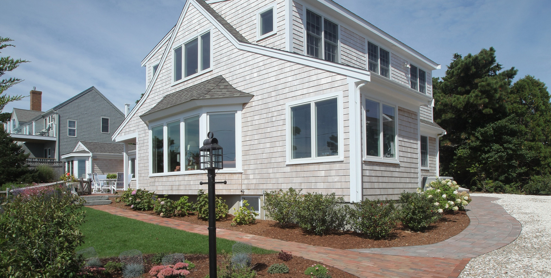 Ridgevale Beach, West Chatham, MA, Home Remodel, new roof dormers