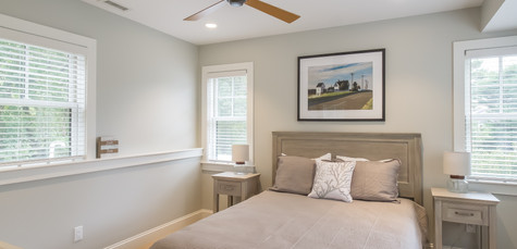 Bayberry Eastham, MA New Construction bedroom