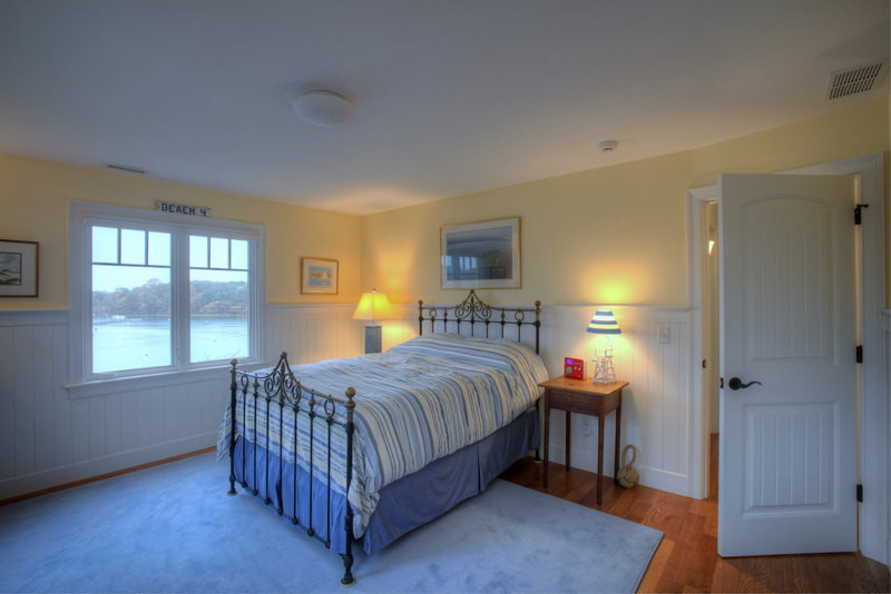 Ryders Cove, North Chatham Cape Cod Home Renovation, Bedroom
