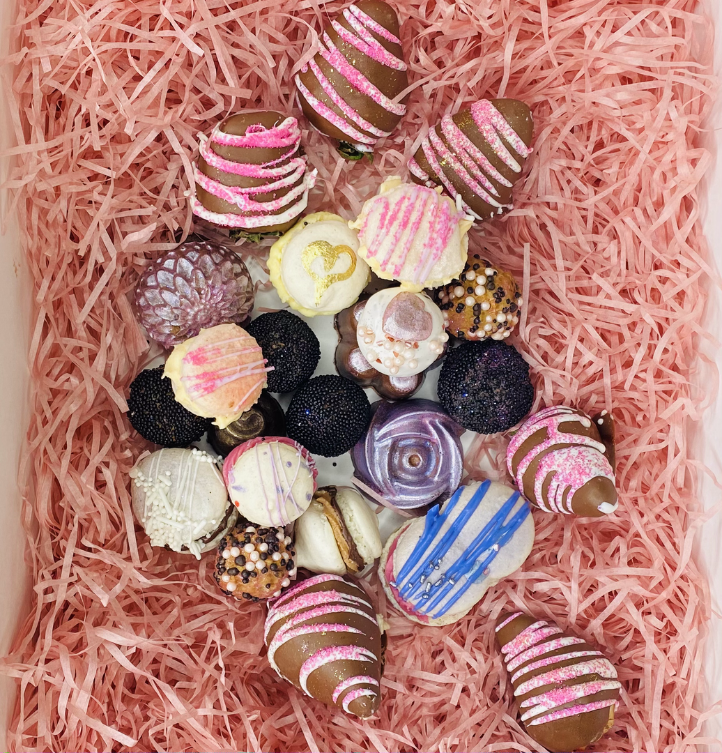 SMASH BOX TRUFFLES REPLACE THE PHOTO ON