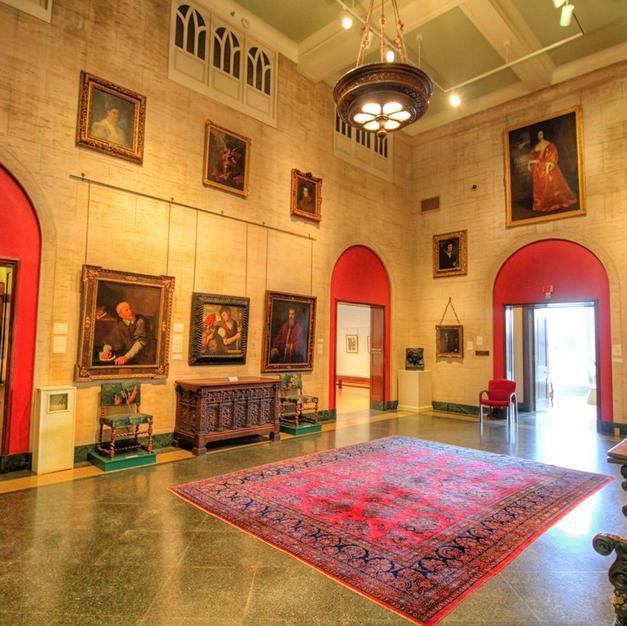 WA County Museum of Fine Art