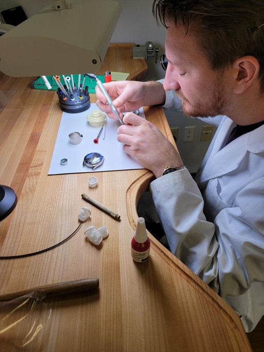 Watch Maker in Action