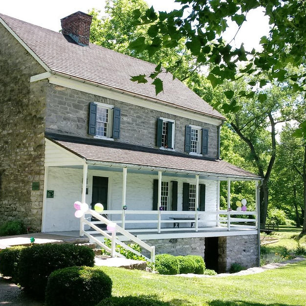 Jonathan Hager House & Museum