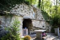 lourdes grotto emittsburg