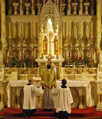 Committed to the Traditional Mass and Divine Office