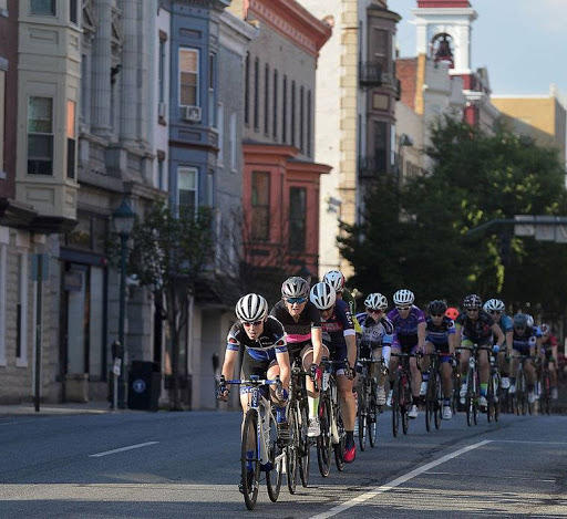 """Hagerstown - """"Bronze Level Bicycle Friendly Community"""""""