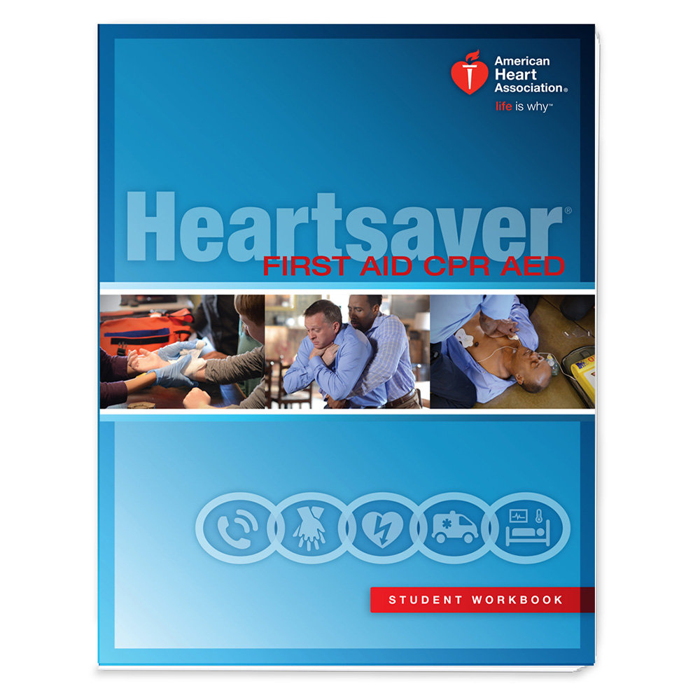 AHA CPR and First Aid (Heartsaver FA)