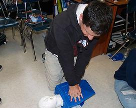 AHA CPR Training Healthcare Provider