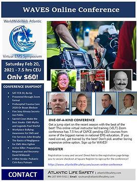 WAVES Online CEU Conference