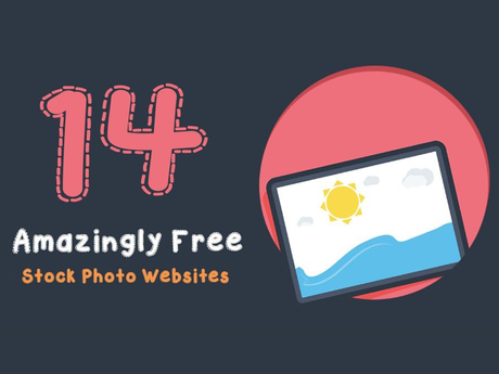 14 Free Stock Photo Websites [Infographic]