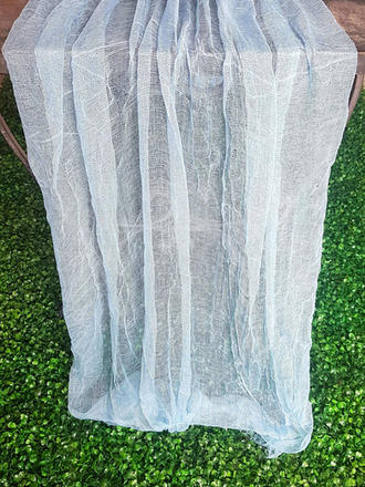 Baby Blue Cheesecloth