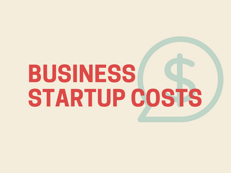 Business Startup Costs [Infographic]