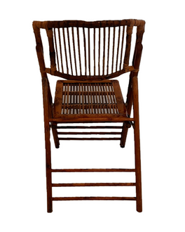Bamboo Chair Back