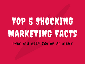 Top 5 Shocking Marketing Facts [Infographic]