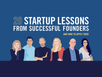 20 Startup Lessons From Successful Founders [Infographic]