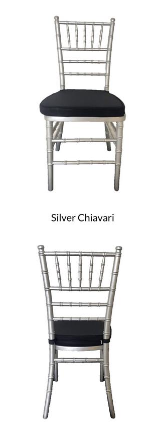 Silver Chiavari