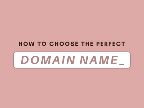 How To Choose The Perfect Domain Name [Infographic]