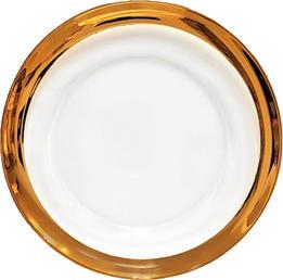Solid Gold Rim