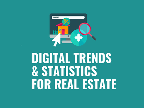 Digital Trends & Statistics For Real Estate [Infographic]