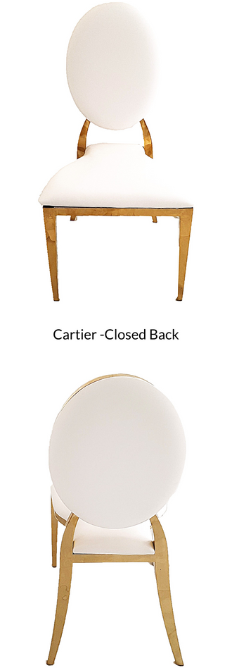 Cartier - Closed Back