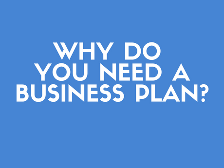 Why Do You Need A Business Plan [Infographic]